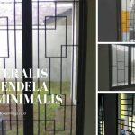 Teralis Jendela Minimalis Wonogiri Solo
