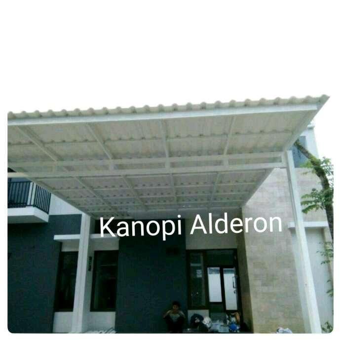 Hasil gambar untuk kanopi minimalis alderon