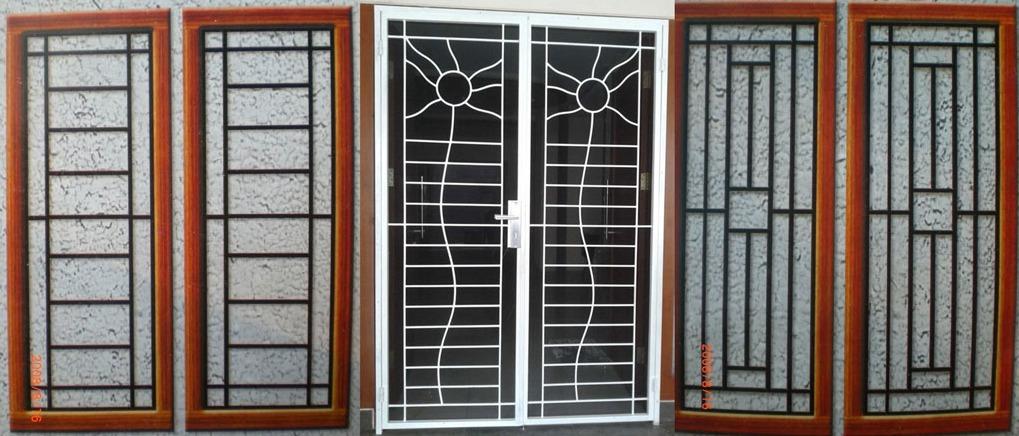 Hasil gambar untuk teralis jendela