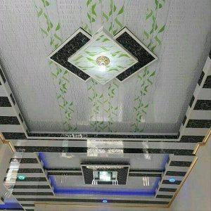 Plafon PVC Jatisrono, Manyaran, Selogiri