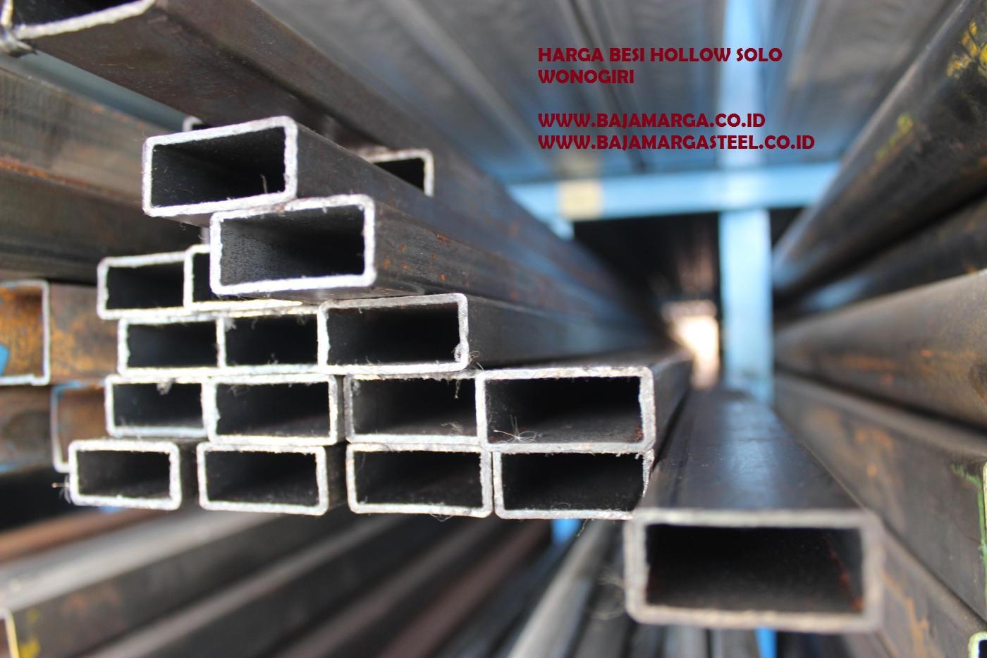 Besi Hollow 2 4 1 2mm Per Batang Solo Baja Marga Wonogiri