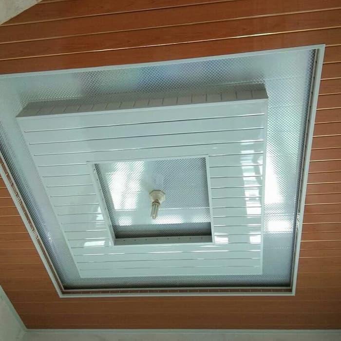 Jual Plafon PVC - Kab. Gresik - Plafon dan Galvalum | Tokopedia