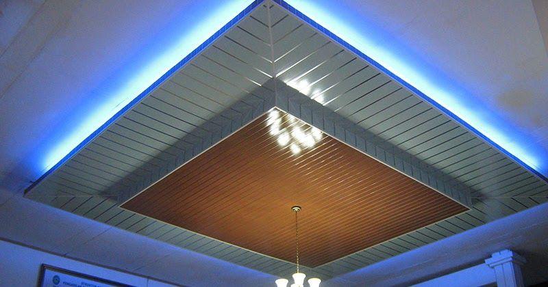 Berapa Harga Plafon PVC terbaru? Plafon rumah saat ini memang terdapat banyak sekali ragam bahannya. Tak sedikit orang mem… | Langit-langit, Rumah, Desain interior