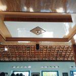 Harga ( Jasa ) Plafon PVC Rumah Limas Joglo