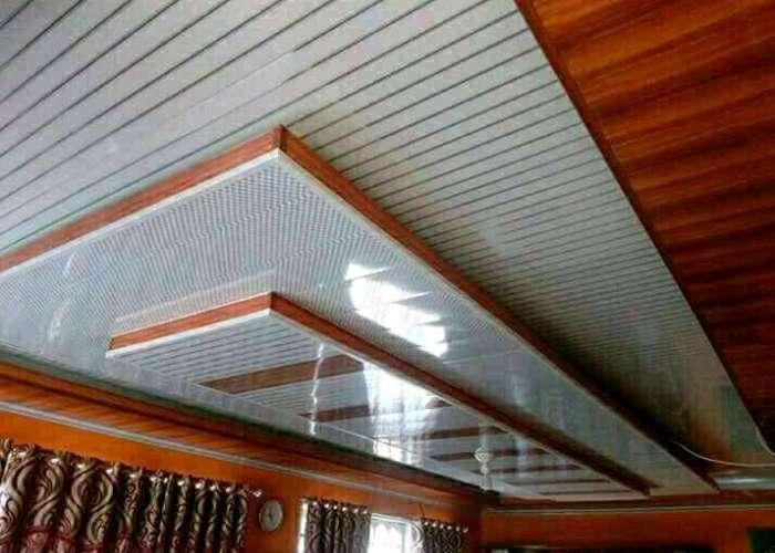 19+ Desain Plafon Pvc Terbaru PNG - Konstruksi Sipil